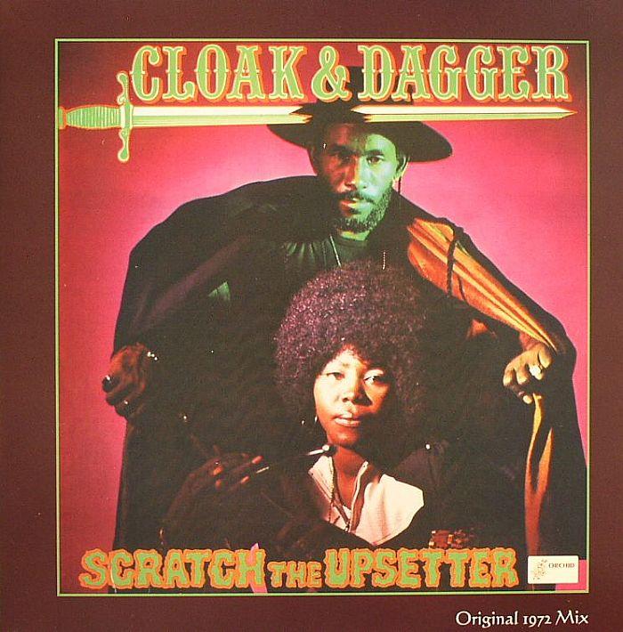 Lee Perry Cloak Amp Dagger Vinyl At Juno Records