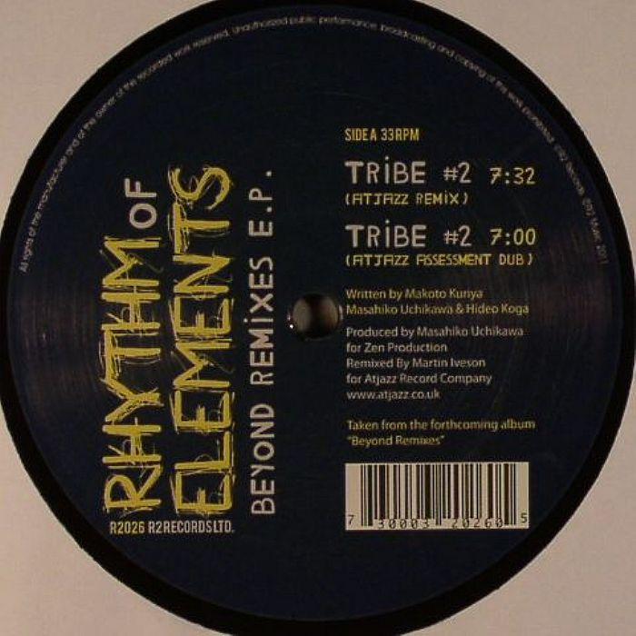 RHYTHM OF ELEMENTS - Beyond Remixes EP