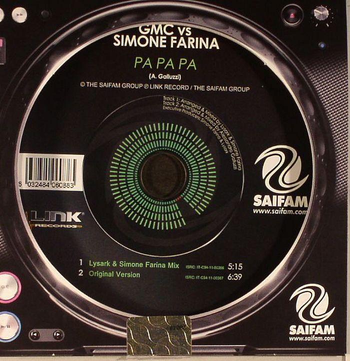 GMC vs SIMONE FARINA - Pa Pa Pa