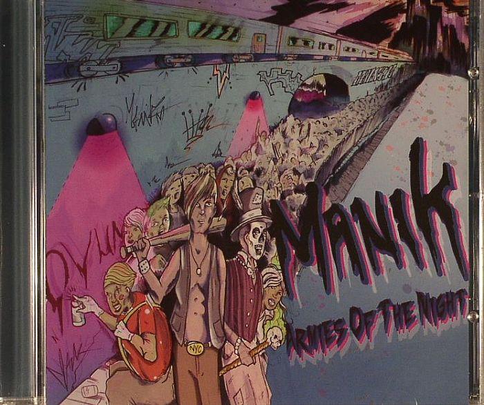 MANIK - Armies of the Night