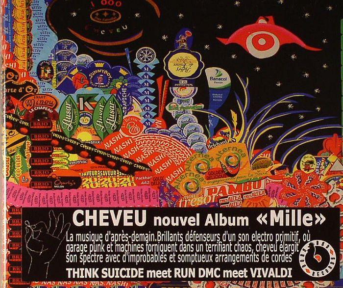 CHEVEU - 1000
