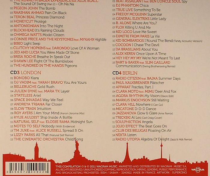 Various - Jazz&Milk Breaks (Volume One)