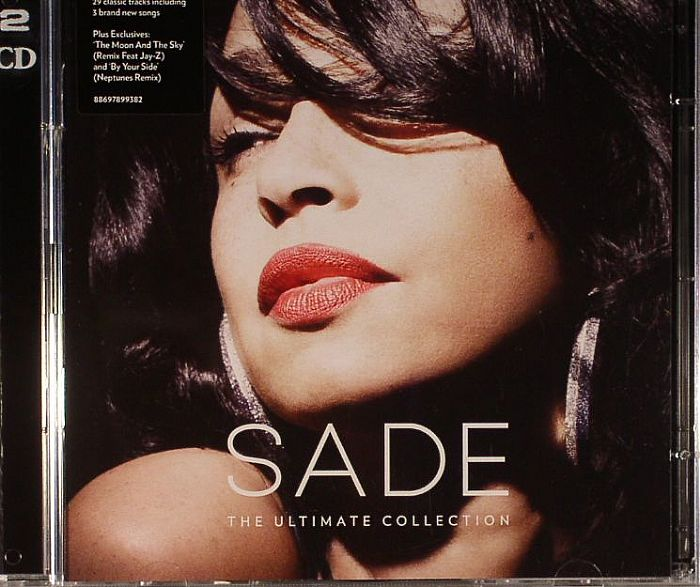 Sade The Ultimate Collection: SADE The Ultimate Collection Vinyl At Juno Records