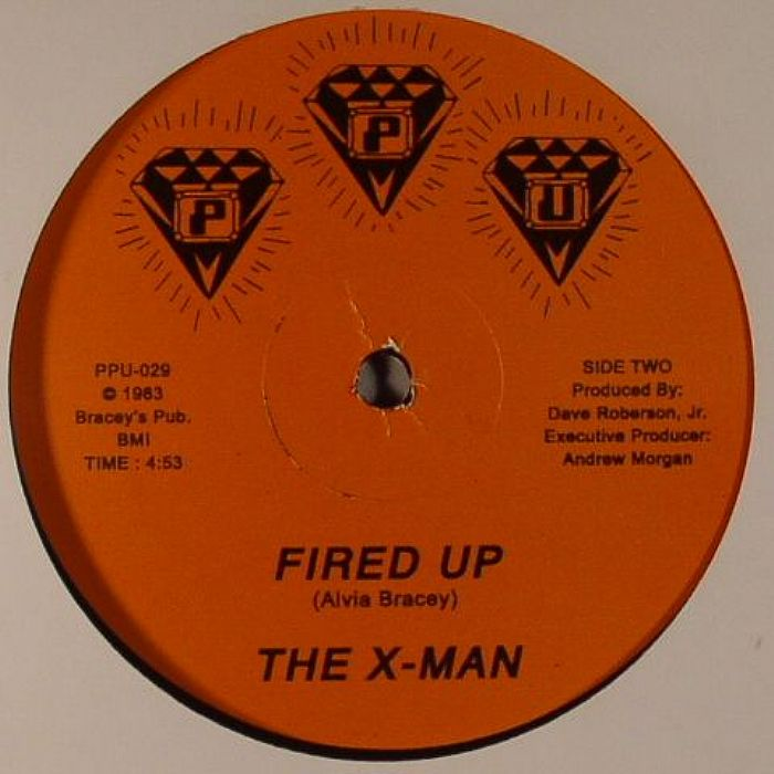 X MAN, The - That Body