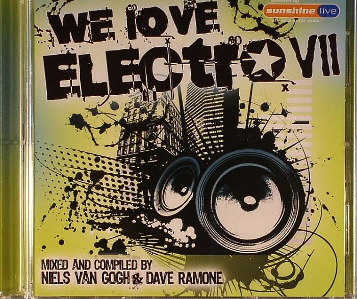VARIOUS - We Love Electro VII