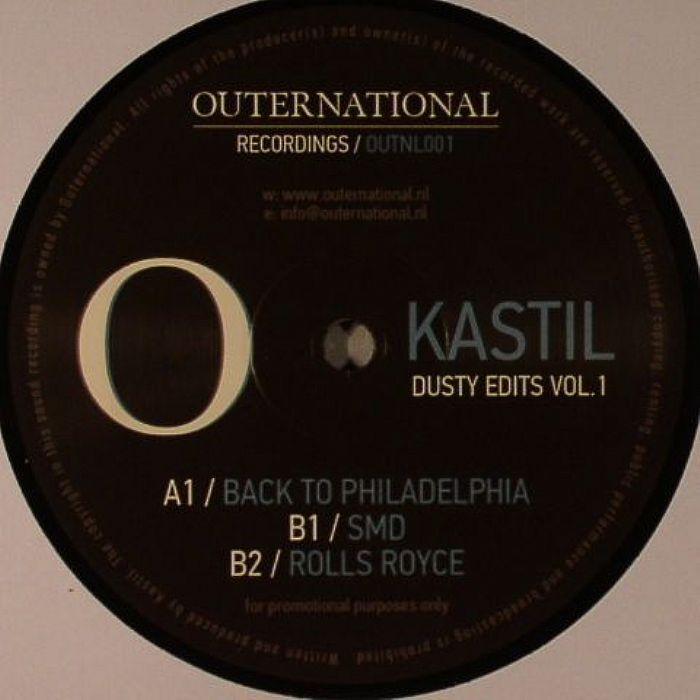 KASTIL - Dusty Edits Vol 1