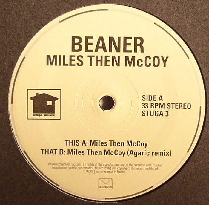 BEANER - Miles Then McCoy (Agaric remix)