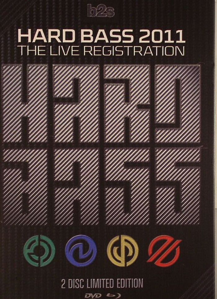 VARIOUS - Hard Bass 2011: The Live Registration