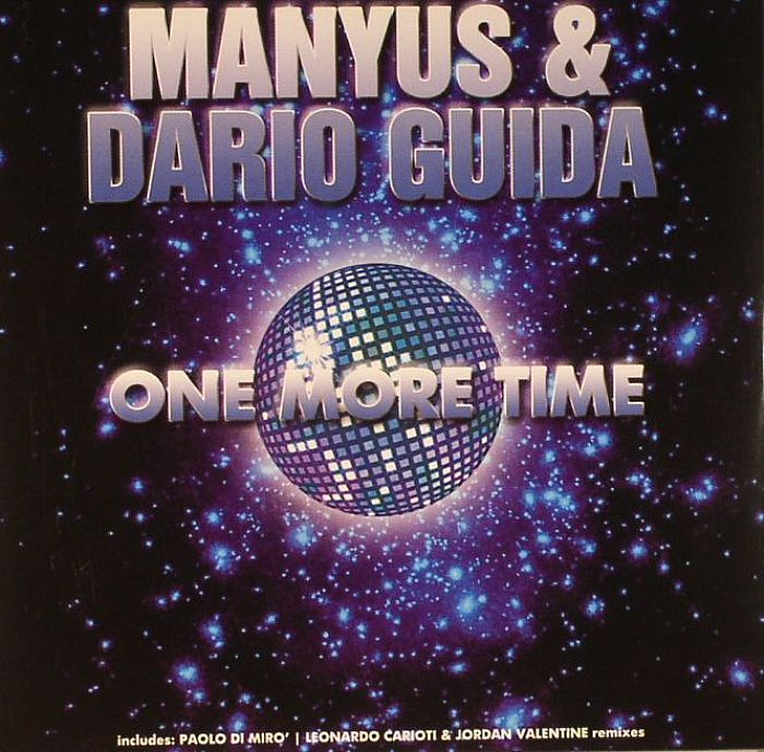 MANYUS & DARIO GUIDA - One More Time