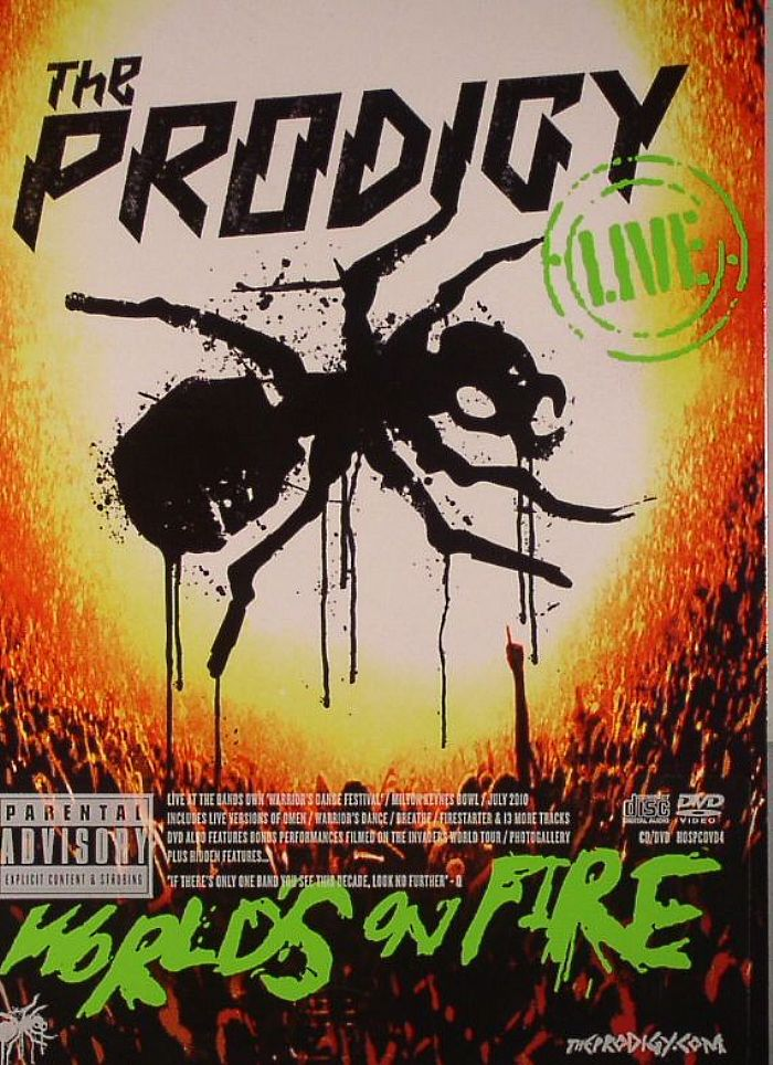 The Prodigy World S On Fire Vinyl At Juno Records