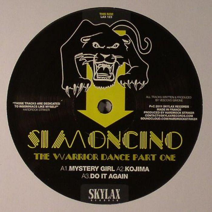 SIMONCINO - The Warrior Dance Part 1