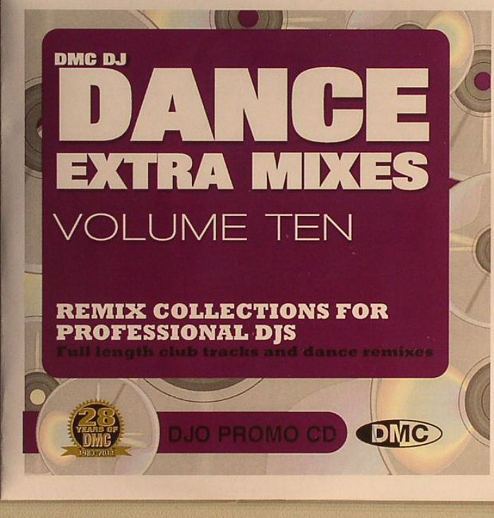 VARIOUS - Dance Extra Mixes Volume 10: Mix Collections For Professional DJs (Strictly DJ Only)