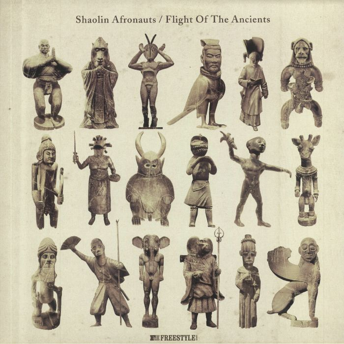 Shaolin Afronauts Flight Of The Ancients Vinyl At Juno