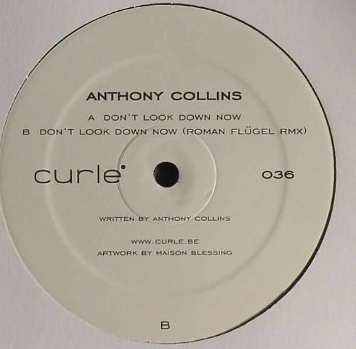 COLLINS, Anthony - Don't Look Down Now