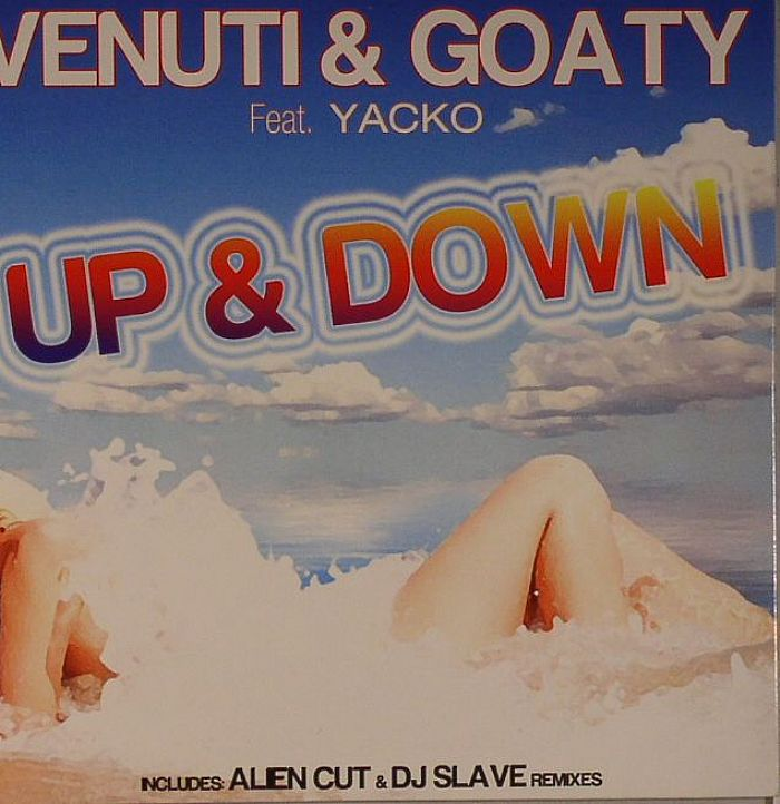 VENUTI/GOATY feat YACKO - Up & Down