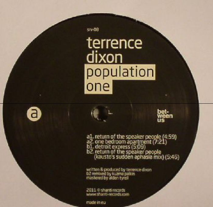 DIXON, Terrence - Population One