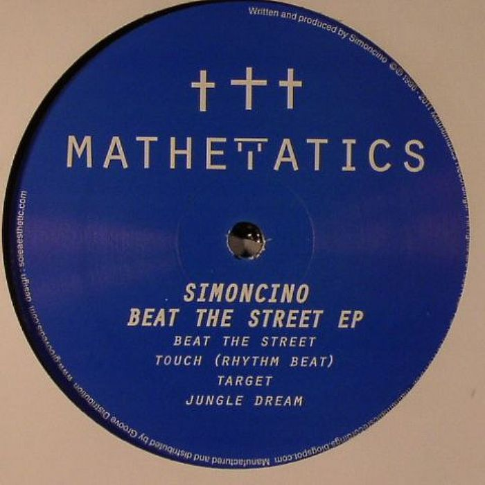 SIMONCINO - Beat The Street EP