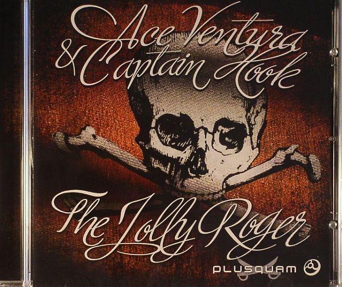 ACE VENTURA/CAPTAIN HOOK - The Jolly Roger