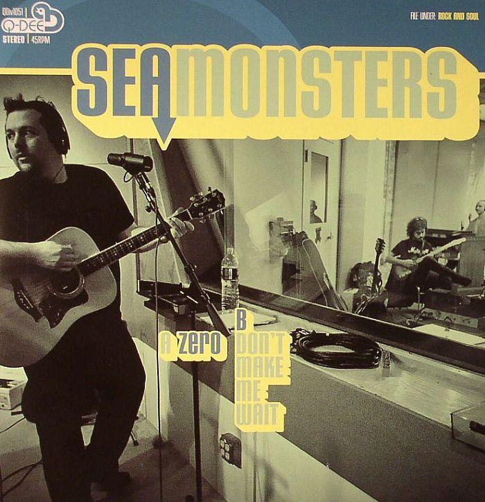 SEA MONSTERS - Zero