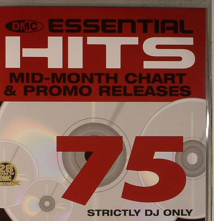 VARIOUS - Essential Hits 75 (Strictly DJ Only) Mid Month Chart & Promo Releases