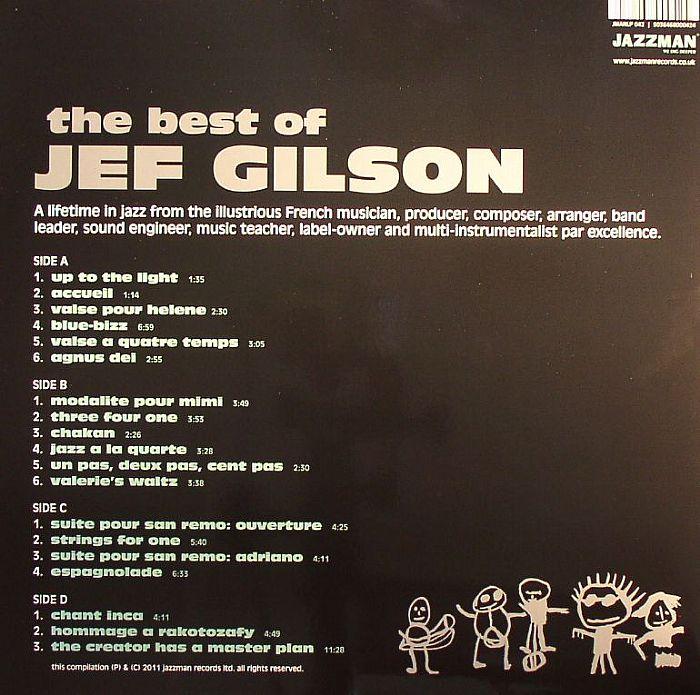 GILSON, Jef - The Best Of Jef Gilson