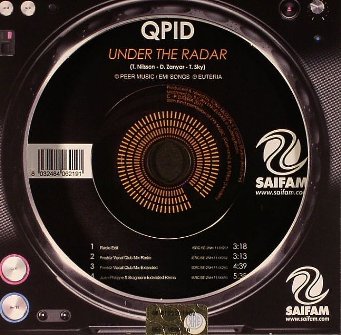 QPID - Under The Radar