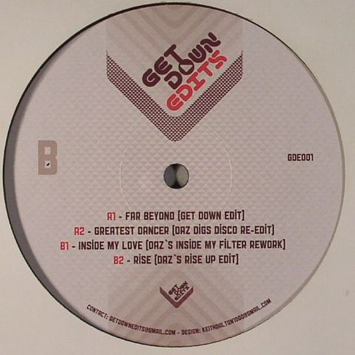GET DOWN EDITS - Get Down Edits Vol 1