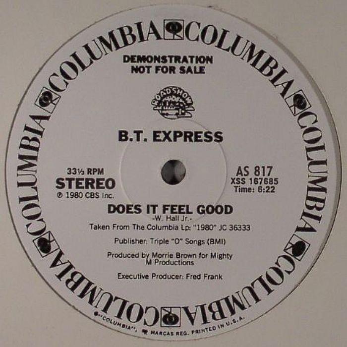 BT EXPRESS - Does It Feel Good (reissue)