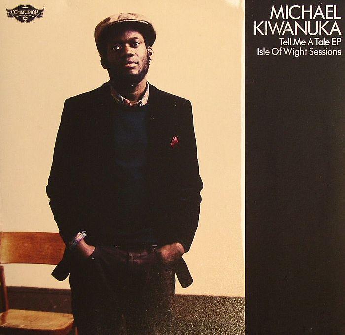 KIWANUKA, Michael - Tell Me A Tale EP: Isle Of Wight Sessions