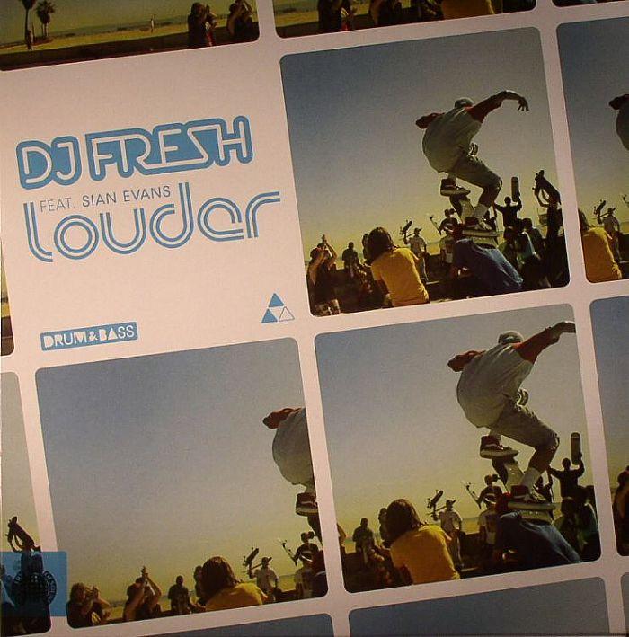 DJ FRESH feat SIAN EVANS - Louder