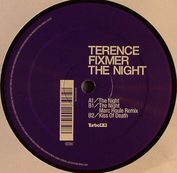 FIXMER, Terence - The Night