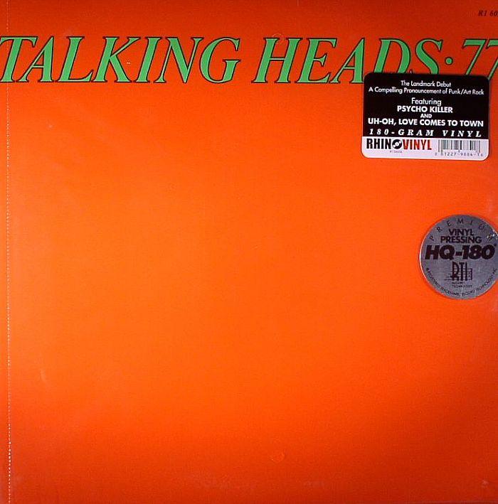 Talking Heads Talking Heads 77 Vinyl At Juno Records