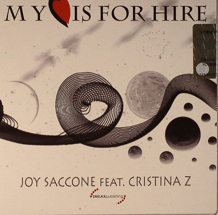 SACCONE, Joy feat CRISTINA Z - My Love Is For Hire