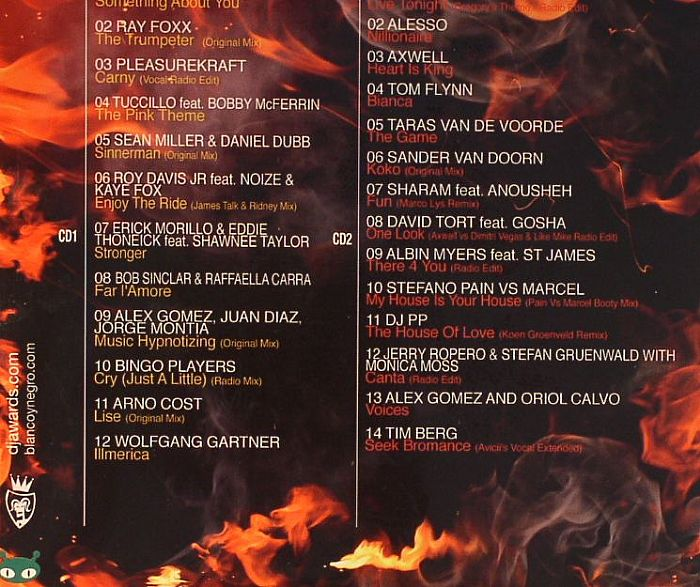 VARIOUS - DJ Awards 14th Edition Pacha Ibiza