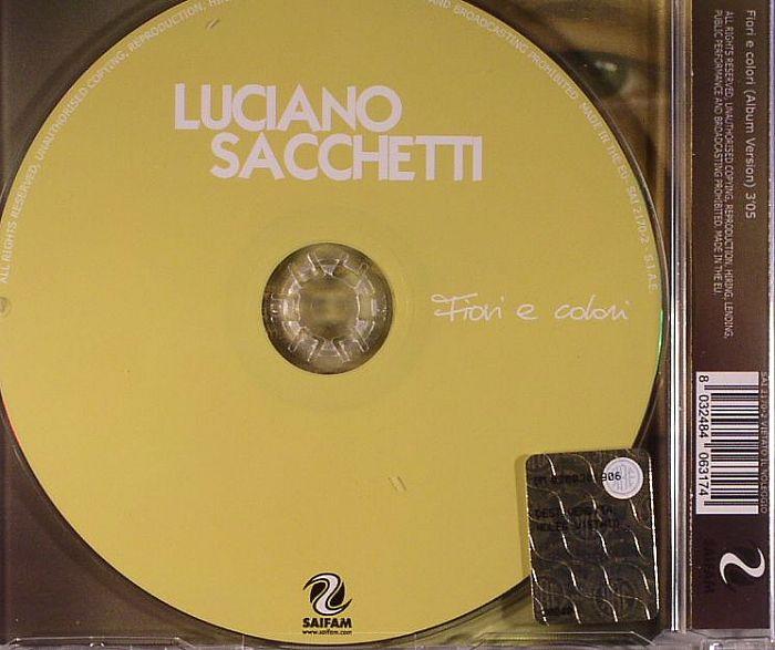 SACCHETTI, Luciano - Fiori E Colori