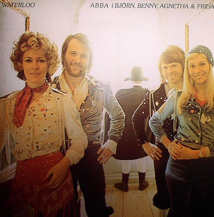 ABBA Waterloo Vinyl At Juno Records