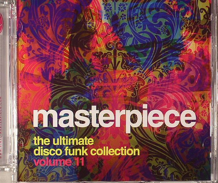 VARIOUS - Masterpiece Volume 11: The Ultimate Disco Funk Collection