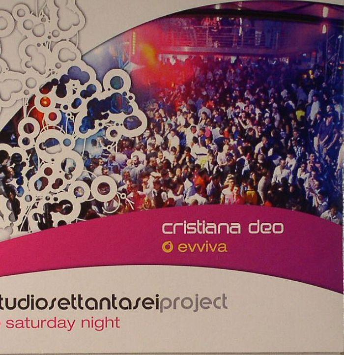 STUDIO SETTANTASEI PROJECT/CRISTIANA DEO - Saturday Night