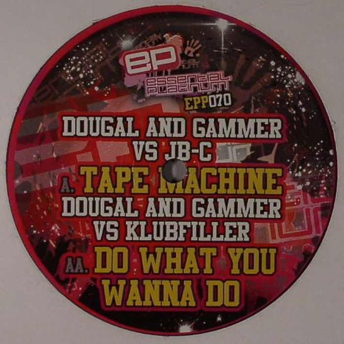 Dougal & Gammer* Dougal + Gammer - Ordinary People / This Is A Virus / The Beats The Bass