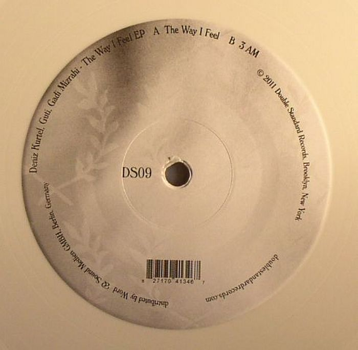 KURTEL, Deniz/GUTI/GADI MIZRAHI - The Way I Feel EP