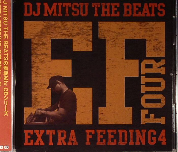 DJ MITSU THE BEATS/VARIOUS Extra Feeding 4 vinyl at Juno Records.