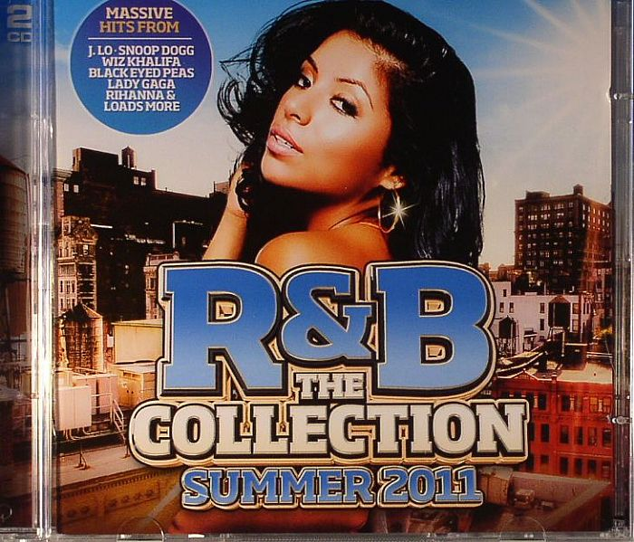 VARIOUS - R&B The Collection Summer 2011