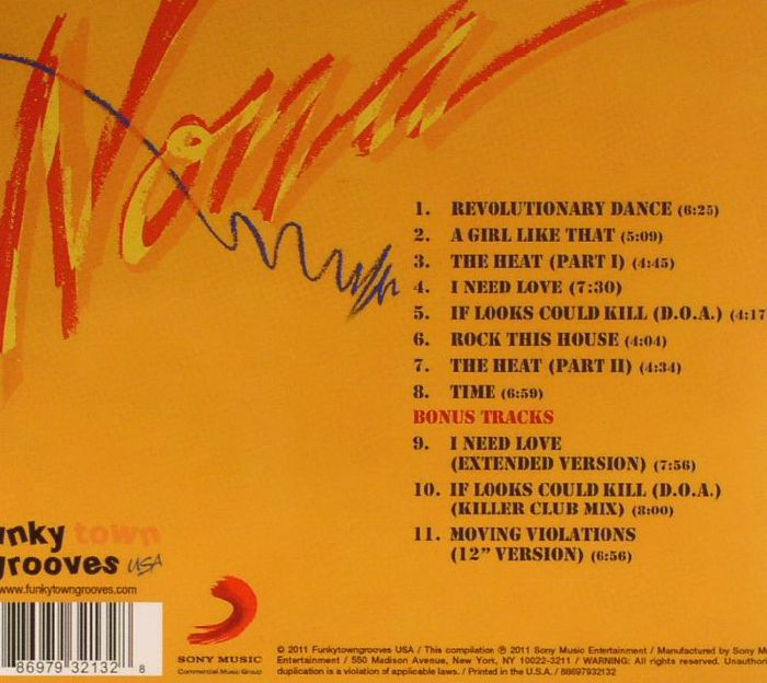HENDRYX, Nona - The Heat: Expanded Edition