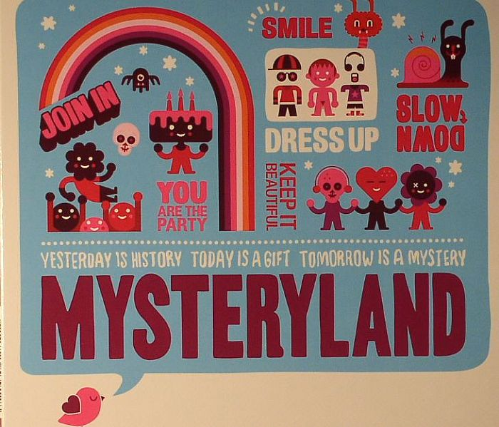 Yesterday Is History Today Is A: VARIOUS Mysteryland 2011: Yesterday Is History Today Is A