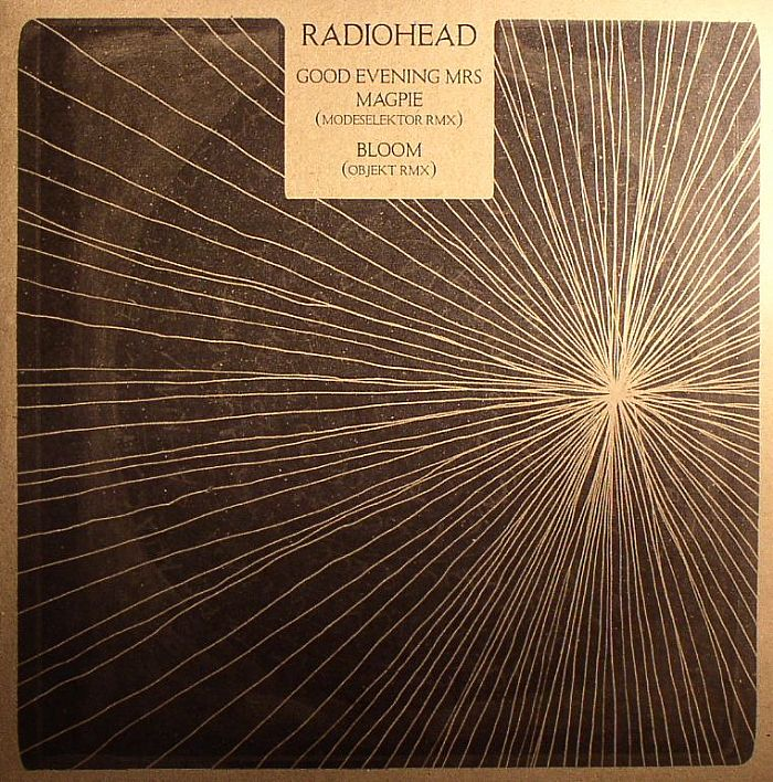 RADIOHEAD - Good Evening Mrs Magpie (Modeselektor remix)