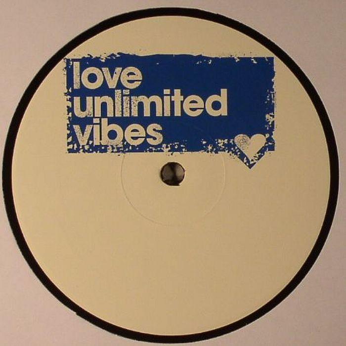 LOVE UNLIMITED VIBES - Luv Three