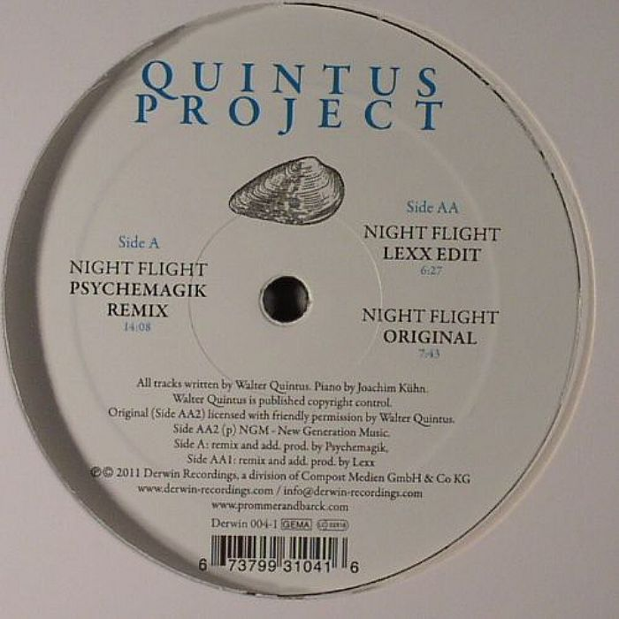 QUINTUS PROJECT - Night Flight