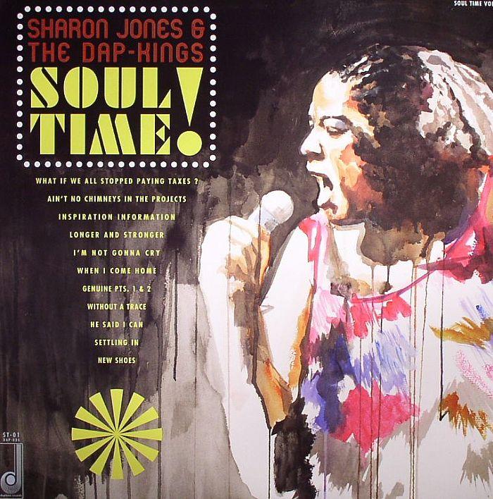 JONES, Sharon & THE DAP KINGS - Soul Time!