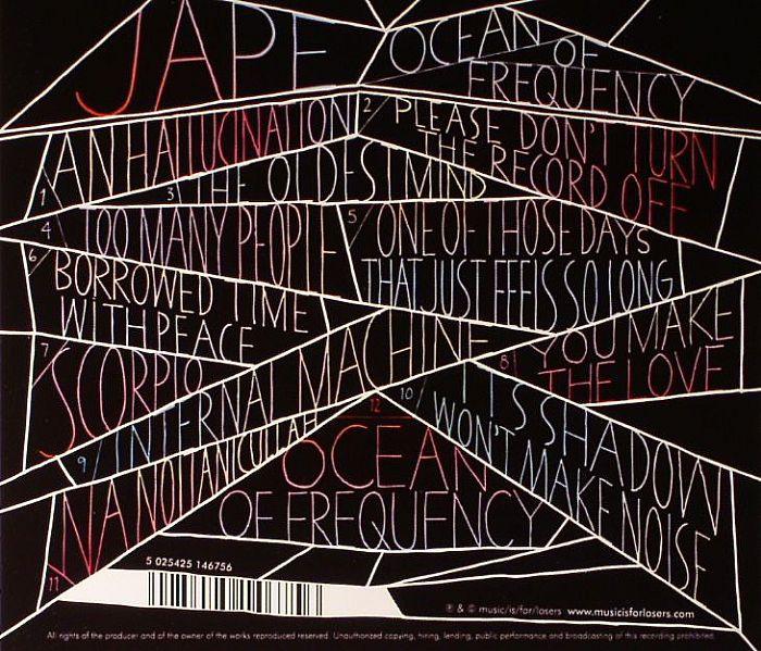 JAPE - Ocean Of Frequency