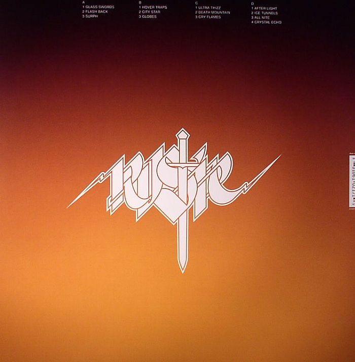 RUSTIE - Glass Swords